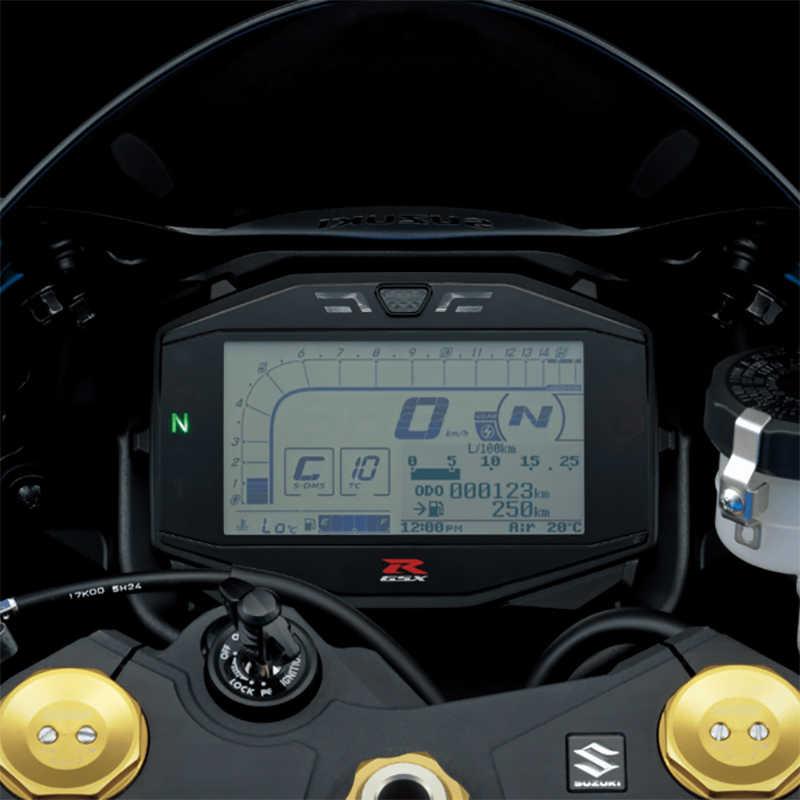2017 2018 2019 GSX-R1000 L7 Conjunto Moto Zero GSX-R1000 L7 Speedo Blu-ray Film Protector Guard Para SUZUKI 2017-2019