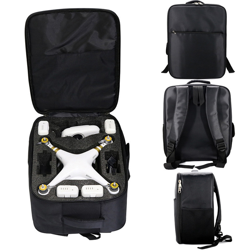 Carrying Shoulder Bag Case for DJI Phantom 3S 3A 3SE 4A 4 4Pro Nylon Backpack For DJI Accessories Drone Bag 15J Drop Shipping thinkthendo 1pc backpack shoulder bag carrying case for dji phantom 4 phantom 3 quadcopter drone