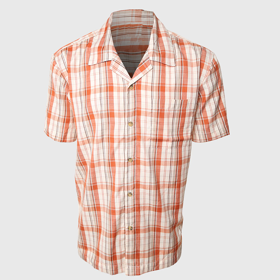 Buy men plaid short sleeve shirts cool Short sleeve plaid shirts