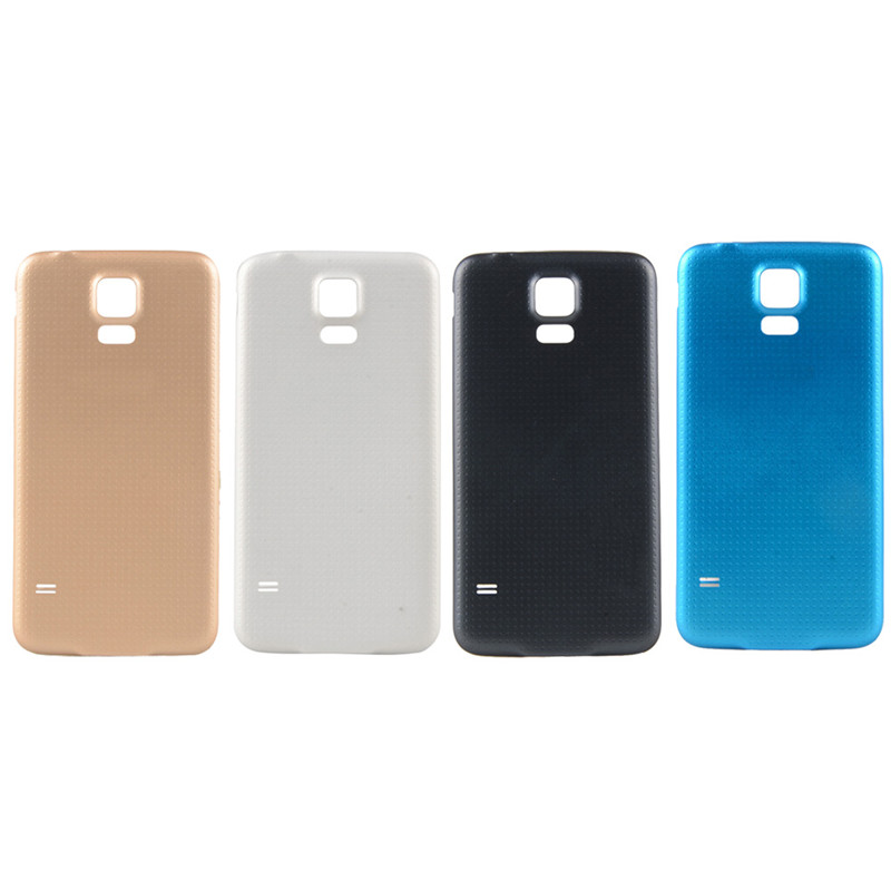 Back Battery Cover for Samsung Galaxy S5 Battery Door Case Rear Cover Housing for Samsung Galaxy S5 W0D07 P18 0.4
