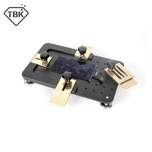 Image 5 - TBK 005 고품질 휴대 전화 lcd 화면 금형 지그 홀더 클램프 도구 oca 라미네이팅 범용 moblie 전화 lcd 화면 금형