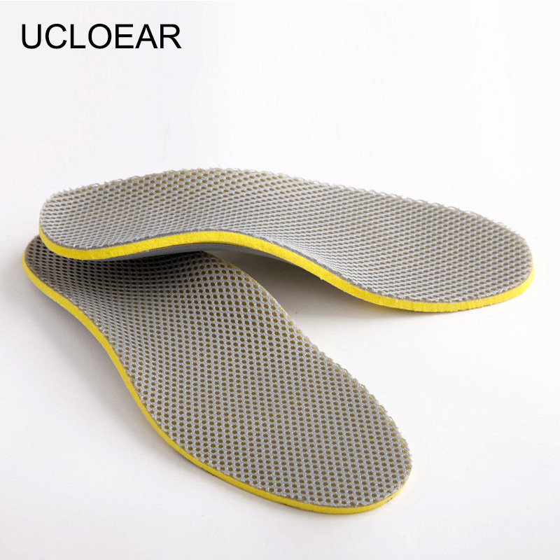 3D Orthopedic Insoles Premium Comfortable Orthotics Flat Foot Insole Insert Arch Support Pad for Plantar Fasciitis Men Women