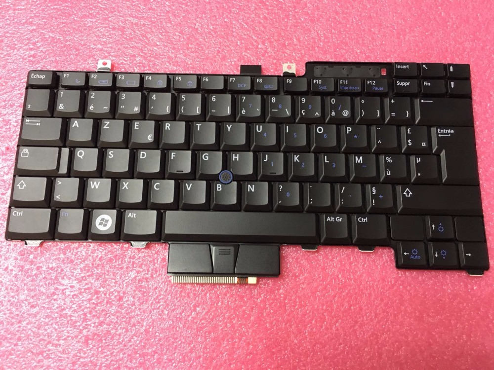 New keyboard for Dell Latitude E6400 E6410 E6500 E6510 E5300 E5400 E5500 E5410 E5510 Deutsch German/LATIN SPANISH/UK/US layout us new replace laptop keyboard for dell for latitude e5300 e5400 e5500 e5510 e5410