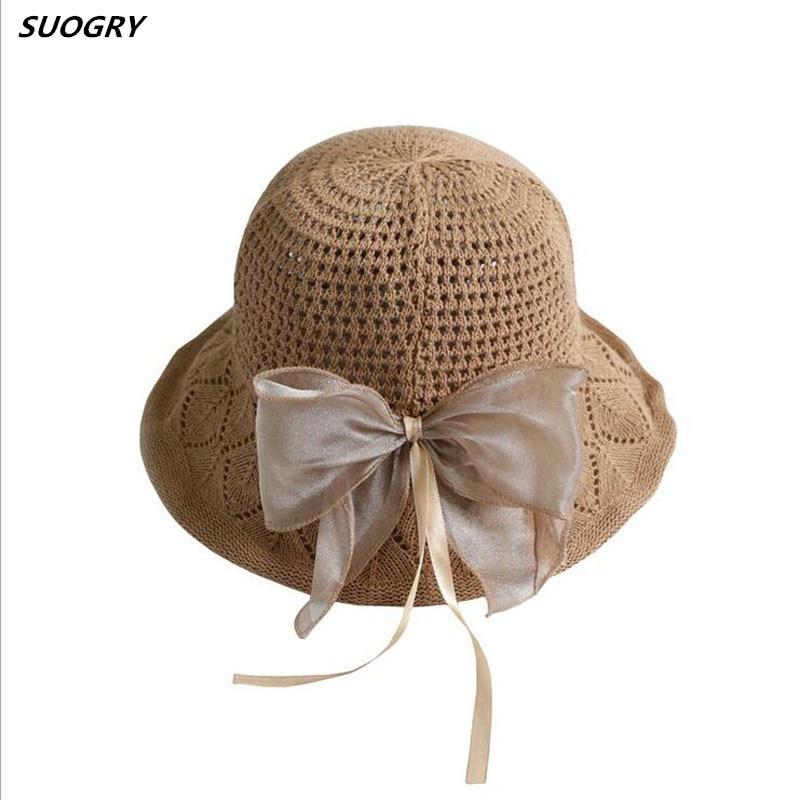 Suogry женские UPF Packable соломы Защита от Солнца шляпа с широкими полями летние дышащие 56-59 см