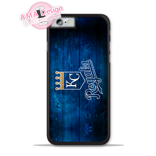 Kansas City Royals Baseball Fans Phone Cover Case For Apple iPhone X 8 7 6 6s Plus 5 5s SE 5c 4 4s For iPod Touch