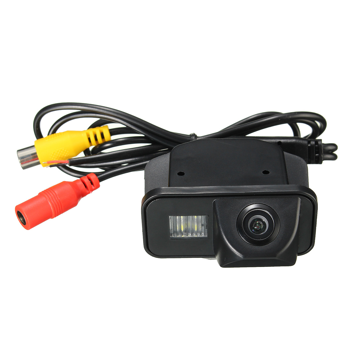 Nuit Vision CCD Vue Arrière de Voiture Caméra Caméra De Recul Pour Toyota Auris 2011-2013