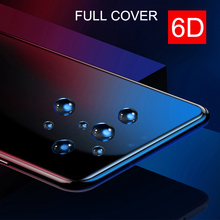 6D Tempered Glass for Oneplus 5T 6T oneplus 5 Full Cover Screen Protector for Oneplus 7 1+7 Pro Full glue Protective Film