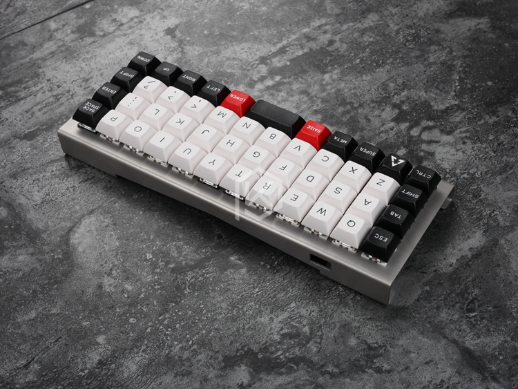 Image 5 - stainless steel bent case for jj40 JJ40 40% custom keyboard  acrylic panels acrylic panel diffuser also can support planckstainless  steel keyboardsteel keyboardcase keyboard