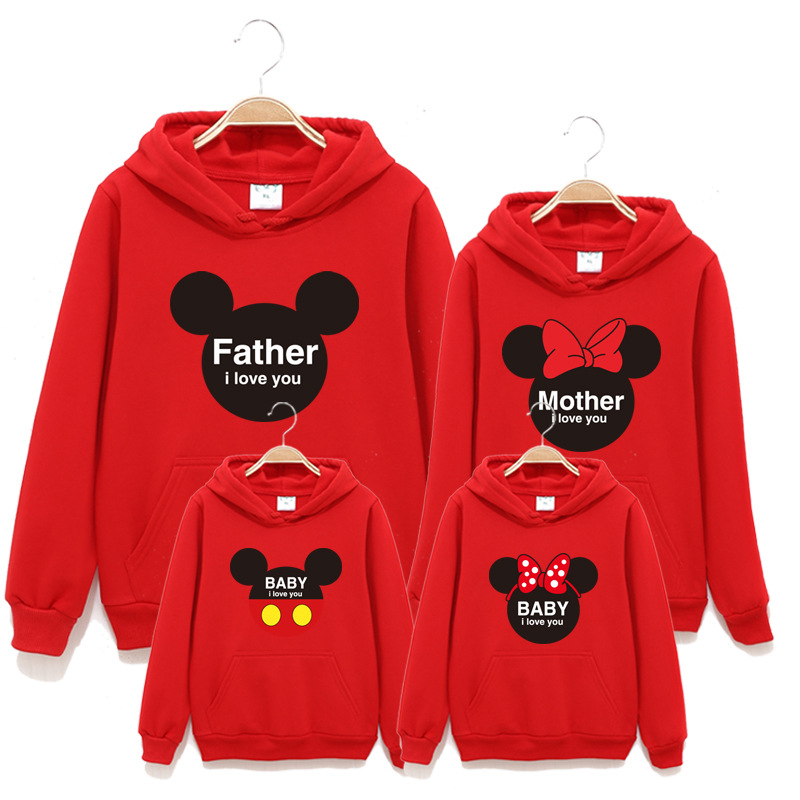 Spring-Autumn-Family-Matching-Clothes-Big-To-3Xl-Cotton-Hooded-Fleece-Mother-And-Daughter-Clothes-Family-Look-Sweater-Hoodies-3