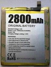 DOOGEE X55 Battery 2800mAh 100% Original New For Smart Phone