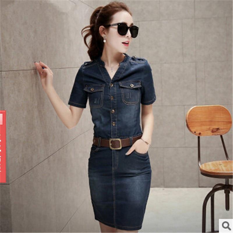 Online Get Cheap Denim Dresses Skirts -Aliexpress.com | Alibaba Group