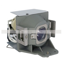 Compatible 5J.JAH05.001 projector lamp with housing for BENQ MH630/MH680/TH680/TH681/TH681+ VIP210W  projectors happybate