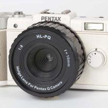 Holga Пинхол объектив HL-PQ для Pentax Q серии цифровых камер