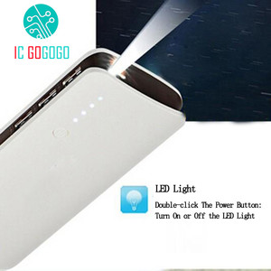 Image 4 - 3 USB 5 V 1A 1.5A 2.1A Power Bank Ladegerät Platine Step Up Boost Power Module Power + 5 S 18650 li ion Fall Shell DIY Kit
