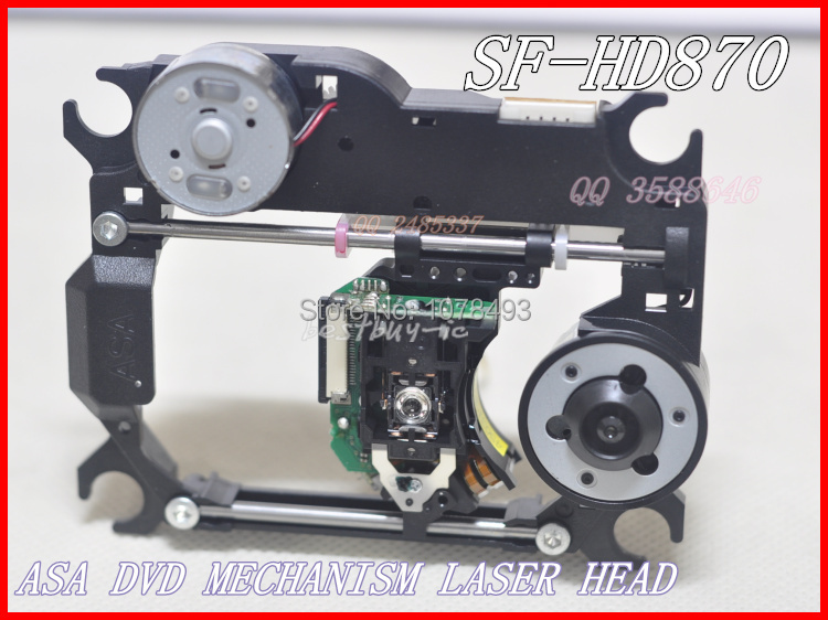 <font><b>SF</b></font>-<font><b>HD870</b></font> <font><b>HD870</b></font> WITH ASA DVD MECHANISM laser head image