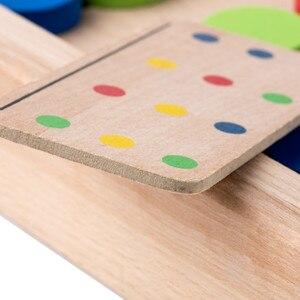 Image 3 - Đồ Chơi Cho Bé Montessori 4 Màu Trò Chơi Màu Sắc Phù Hợp Cho Giáo Dục Tuổi Ấu Thơ Mầm Non Đào Tạo Đồ Chơi Học Tập