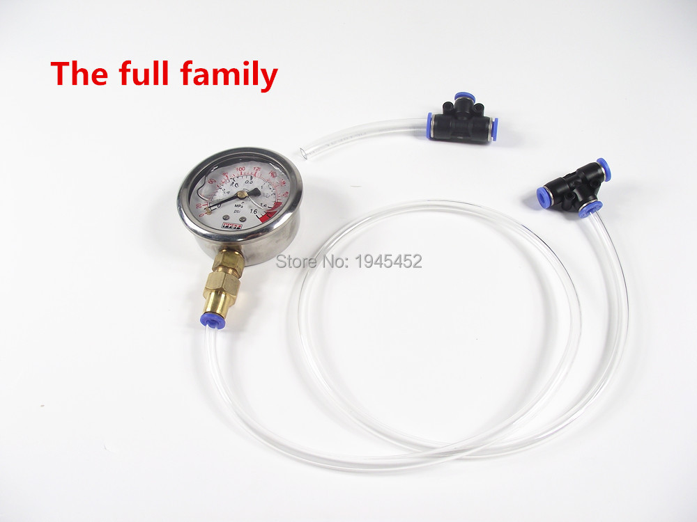 Free shipping! diesel engine low pressure fuel system tester common rail pump tester