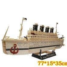 Новинка, радиоуправляемая лодка, высокая симуляция, титановая лодка, радиоуправляемый корабль, Титаник, море, Джамбо, Круизный корабль, 3D Титаник, корабль, светильник, модель игрушки