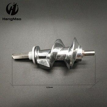 1 piece Free shipping Meat Grinder Screw Mincer Auger MS-0695960 SS-989843 for Moulinex meat grinder parts mmeat grinder blades цена 2017
