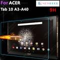 """NEWCOOL 9 H Для Acer Iconia Tab 10 A3-A40 10.1 """"безопасность Защитное Стекло Пленка Для Acer A3 A40 Закаленное Стекло-Экран Протектор"""
