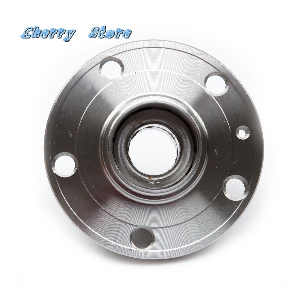 NEW 3G0 598 611 A FWD Rear Wheel Bearing Hub Assembly For VW CC Golf Jetta Passat Audi A3 S3 TT Skoda Superb Seat Leon 805409B 4pcs dac3063w 30x63x42 dac30630042 dac3063w 1 9036930044 574790 dac3063w 1cs44 hub rear wheel bearing auto bearing for toyota