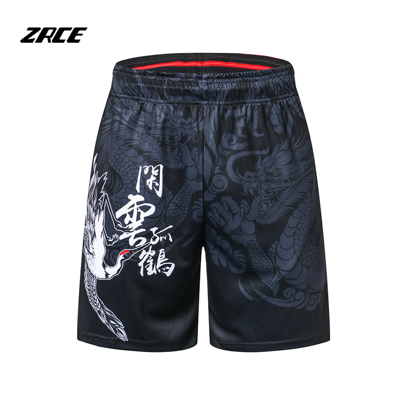 Bodybuilding Fitness   Shorts   3D Printed Summer Brand Clothing Causal Homme Breathable Beach Loose   Shorts   Men's   Shorts