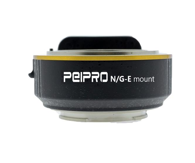 New PEIPRO N/G-E mount Auto Focus Camera Adapter For Nikon G to for Sony E/AF/A7R2/A9/A7R3 Camera Lens цена и фото