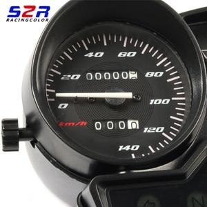 Image 4 - Tachymètre de Moto, jauge de vitesse, Instrument, horloge, sans moniteur de vitesse, pour YAMAHA YBR125 YBR YB 125 K YBR125K