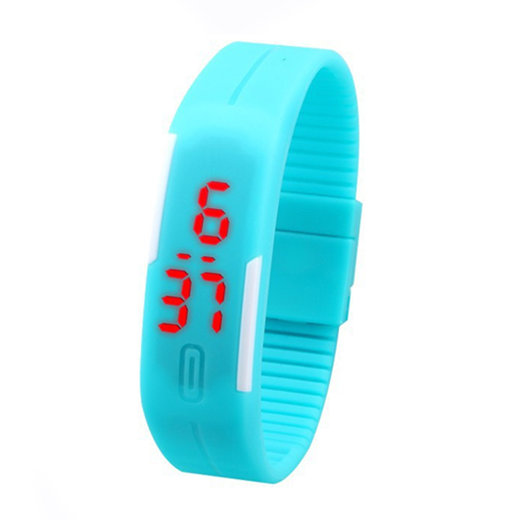 0ee991f819d8 Custom New Wholesale Cool Light Up Digital Watch Kids Watch LED Watch-in  Lover s Watches from Watches on Aliexpress.com