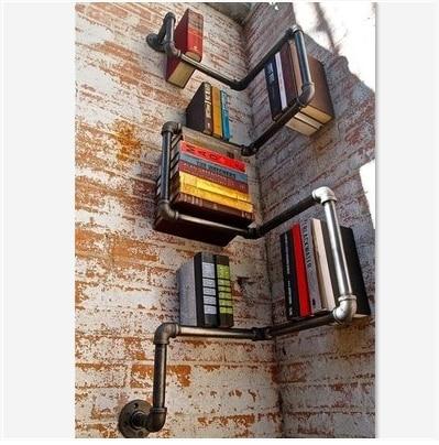 shelf bath Picture - More Detailed Picture about American Retro - living room corner shelf