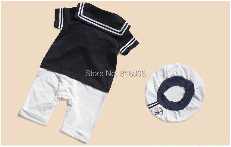 Navy Sailor ոճը ներկայացնում է մանկական - Կարնավալային հագուստները - Լուսանկար 6