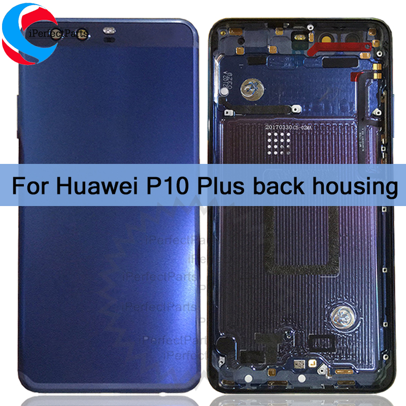 Back Cover Case Replacement for huawei P10 plus Rear Housing Door Battery Cover for huawei P10 plus back housing free shipping