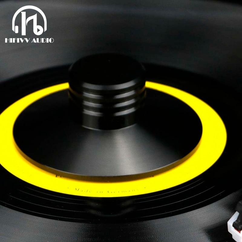 Unterhaltungselektronik Gastfreundlich Lp Stabilisator Neue Aluminium Lp Vinyl Plattenspieler Metall Disc Stabilisator Rekord Gewicht Clamp Clear-Cut-Textur Tragbares Audio & Video