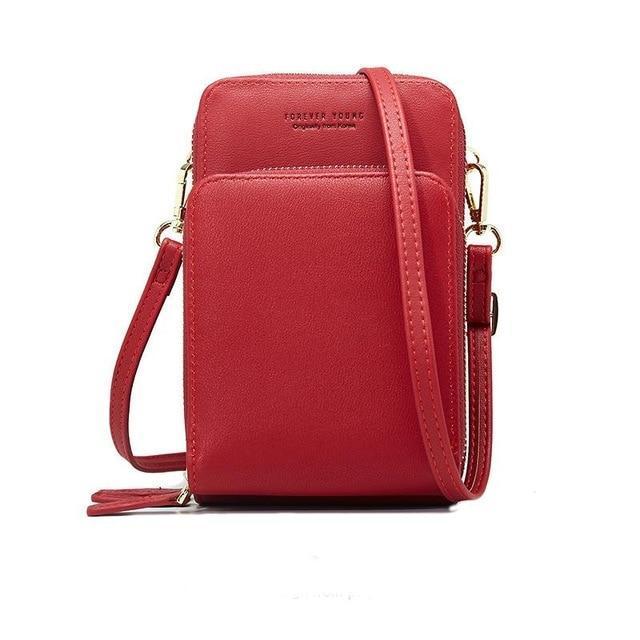 Crossbody Cell Phone Shoulder Bag Arrival Cellphone Bag Fashion Daily Use Card Holder Mini Summer Shoulder Bag for Women Wallet 6