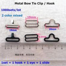 Hook Hardware Metal Cravat
