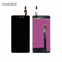 Für Xiaomi Redmi 4 Standard LCD Display Touchscreen Handy Lcds Digitizer Assembly Ersatzteile Mit Kostenlose Tools