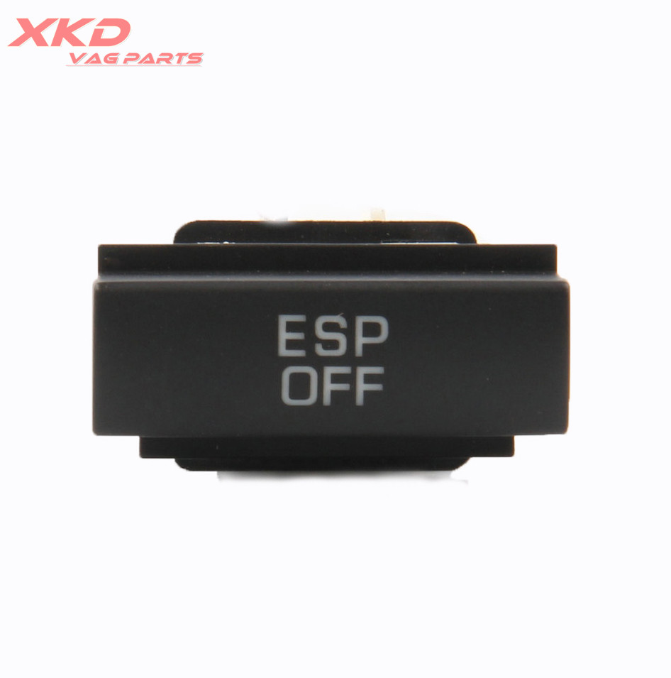 Auxiliar de estacionamento Eletrônico Interruptor de Botão Para SKOD-A Octavia MK2 04-13 1Z 1Z0 927 134 C 3X1 1ZD 927 134 3X1