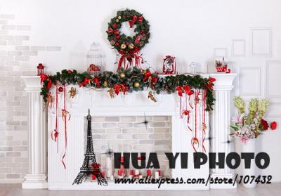 5x7ft  Custom Newborn Photography Backdrops Prop Digital Printed Christmas Day Photo Studio Background D-3678 3 5m vinyl custom photography backdrops prop nature theme studio background j 066