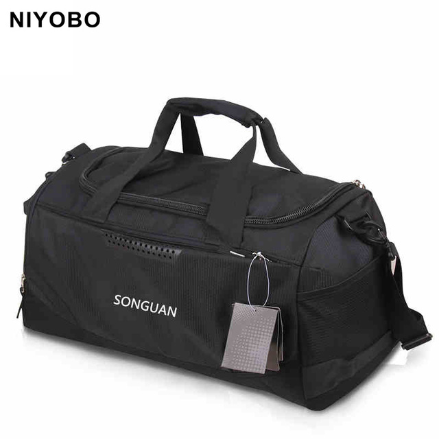 New Style Travel Bags for Women and Men Large Capacity Travel Bag Portable Duffel Bag Luggage Tote Bag PT1072