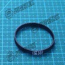 O envio gratuito de 10 pçs/lote 126mm comprimento 63 dentes 3.5mm de largura Correia Dentada GT2 Closed-loop