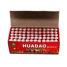 20 шт аптека 1,5 V AAA батарея Углеродные сваи UM4 сильный взрыв-1,5 Вольт AAA не ртутная батарея