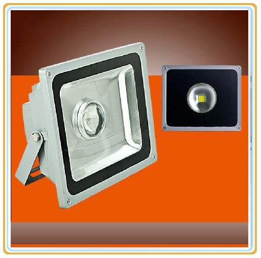 ФОТО  2pcs/lot, 50W   LED Floodlight Outdoor Lighting Tunnel Lamp 110V/220V  2Years Warranty by Fedex Express