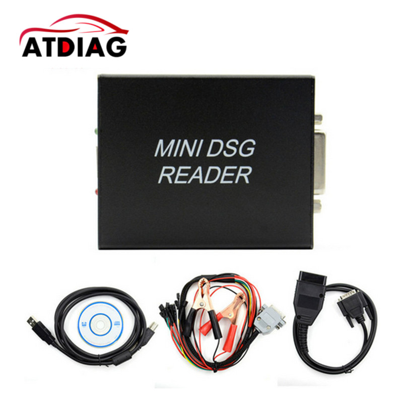 MINI DSG Reader (DQ200+DQ250) For VW/AUDI New Release DSG Gearbox Data Reading/ Writing Tool фотобарабан panasonic dq dcd100a7 dq dcd100a7