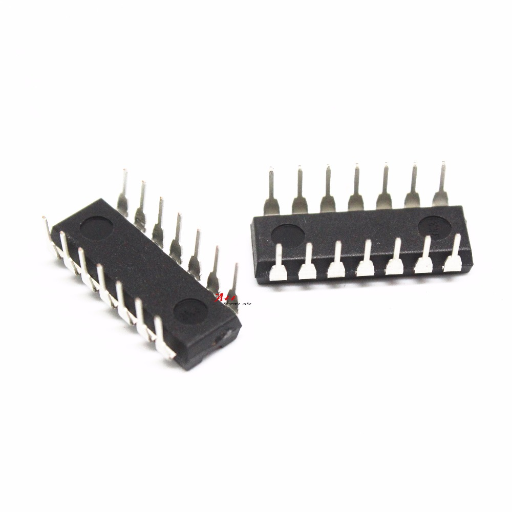Free Shipping100pcs Operational Amplifiers Lm324n Lm324 Ic Dip14 In Circuit Integrated Circuits From Electronic Components Supplies On Alibaba