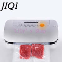 MINI Vacuum Packing Machine Automatic Household Food Vacuum Sealer Packer Small Commercial Tea Bags Sealing Machine