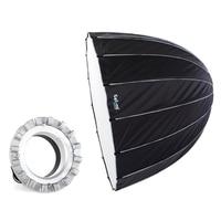 Selens 120cm soft box Hexadecagon Umbrella flash studio diffuser Softbox for Bowens/Balcar/Elinchrom mount with carrying bag
