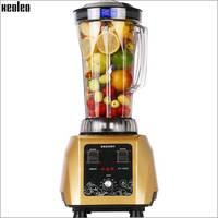 Xeoleo 3 8HP BPA Free Food Mixer Commercial Blender Mixer 4L Heavy Duty Blender 2800W Food