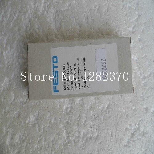[SA]  FESTO solenoid valve MEH-5 / 2-5,0-B stock 173 128