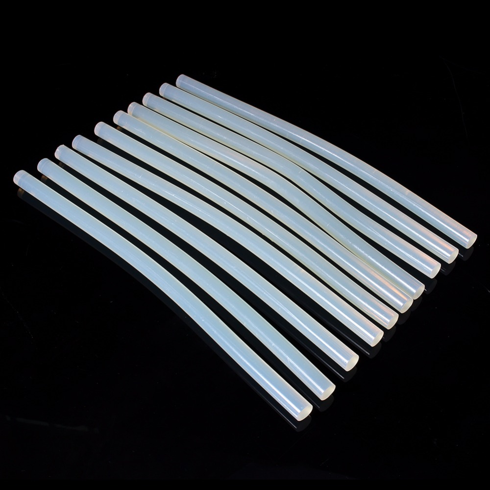 Car-Styling 10x White 270mm Auto Car Glue Sticks Body Painltess Dent Repair For Hail Puller PDR Tools