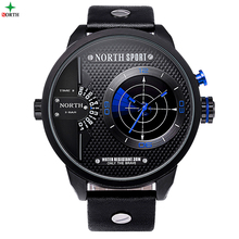 Relogio masculino 2016 Del Ejército Militar Reloj de Los Hombres Waches Radar de Lujo Cuarzo de la Marca Deportiva Relojes Niños Reloj de Los Hombres Militares